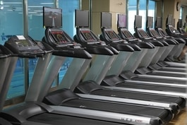 divestment and liquidation of fitness equipment