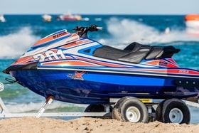 reuse of powerboats and motorsports